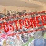 Basket Party Postponed